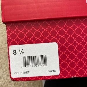 Kelly & Katie Shoes - Kelly and katie Courtnee bluette 8.5 heel